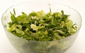 Zelena salata sa špinatom